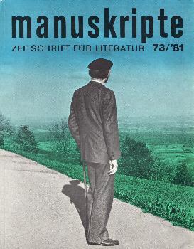 Manuskripte. Zeitschrift für Literatur, Kunst, Kritik. Nrs. 26 – 33; 41; 42; 44; 46 - 55...