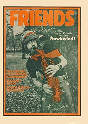 Friends. Number 19 November 13, 1970. Newspaper size magazine. 27 pages, illustrated throughout.