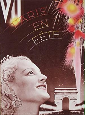 VU. Numéro spécial: Paris en fête, Hors Série. 16 juin 1934.: Vogel ...