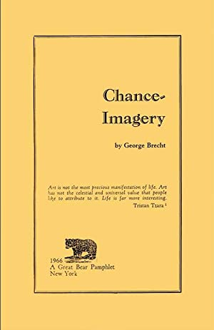 Change-Imagery. A Great Bear Pamphlet: Brecht, George