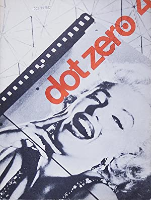 Dot Zero. Nos. 1- 5. (all published)