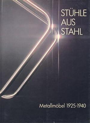 Stühle Aus Stahl Metallmöbel 1925-194. Introduction by: Geest, Jan van