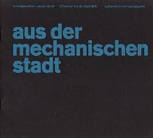 Aus der mechanischen Stadt: Glauber, Hans