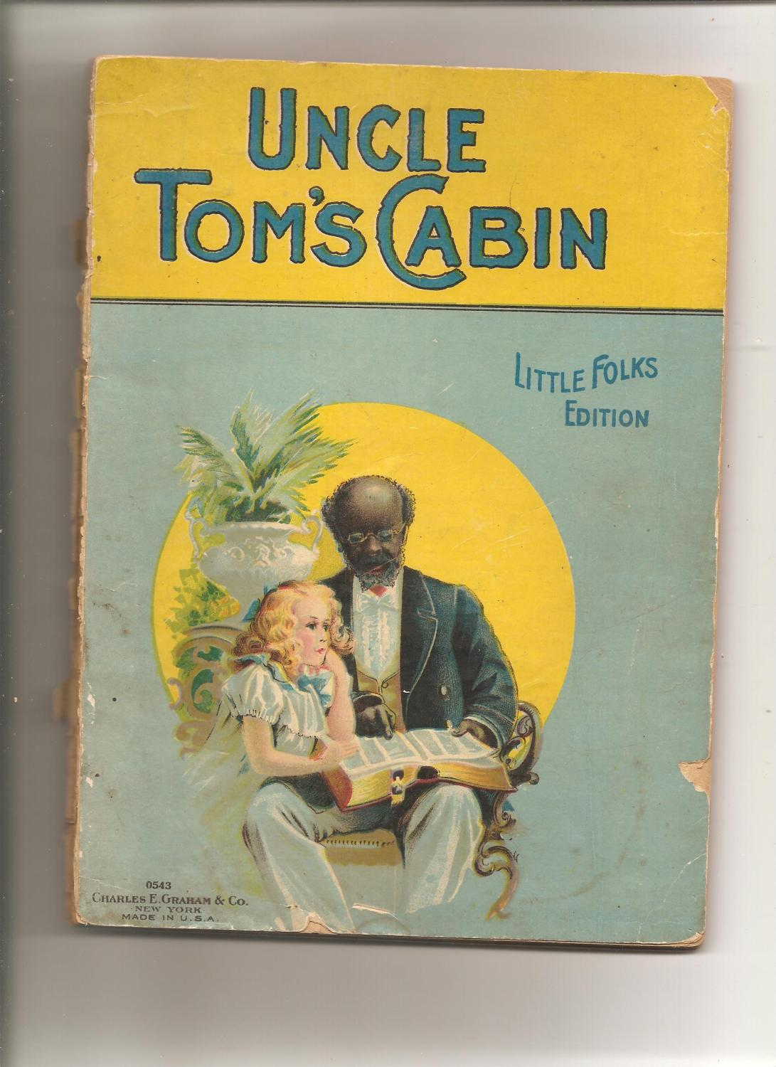 Uncle Tom S Cabin Little Folks Edition