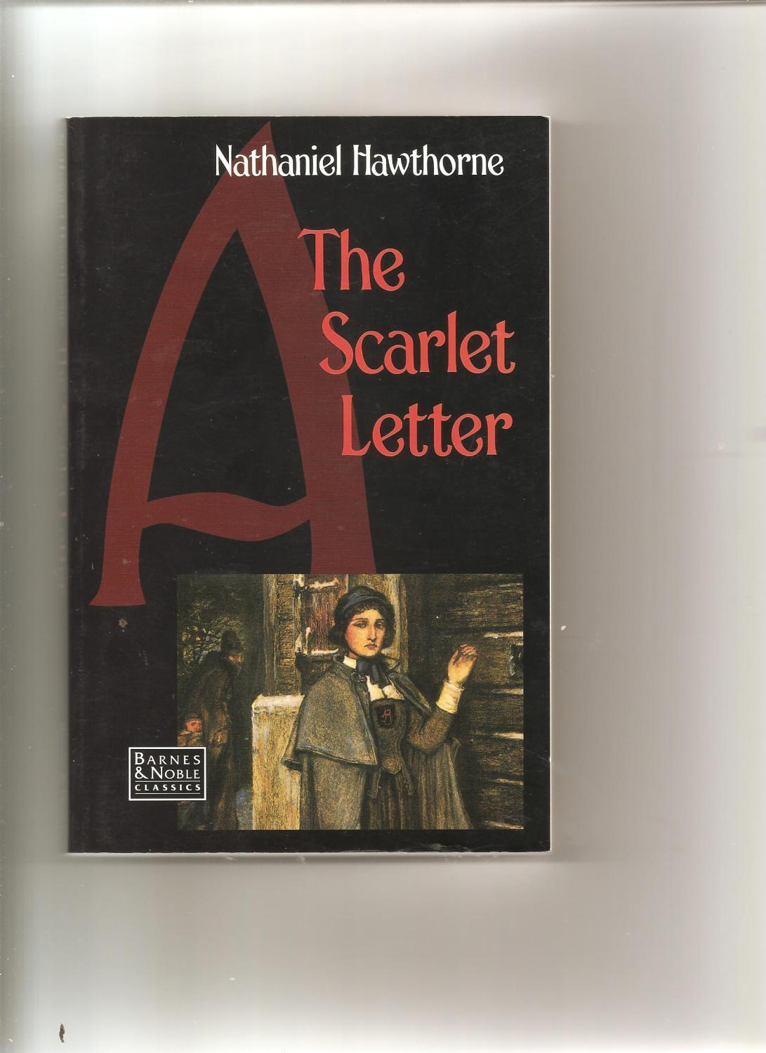 the focus on life around the rigid puritan society in hawthornes the scarlet letter The scarlet letter, nathaniel hawthorne's representative work, is a classical novel in american literature in the 19th century the novel displays puritanism's great impact on people s life and thought.
