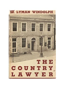 THE COUNTRY LAWYER,Essays in Democracy