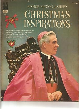 Christmas Inspirations: Sheen, Bishop Fulton