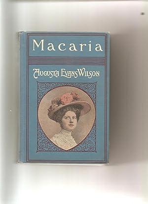 Macaria: Wilson, Augusta Evans,