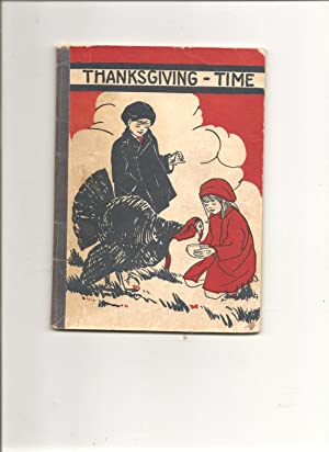 THANKSGIVING TIME,HAPPY TIMES WITH JACK AND JANE: Schenk, Esther M.