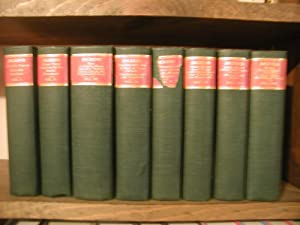 The Works of Charles Dickens (8 volume set)
