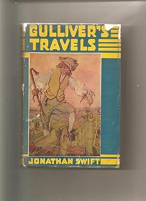 Gulliver's Travels: Swift, Jonathan,Illustrator Wuanita