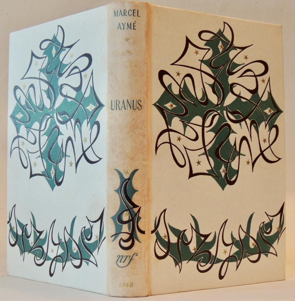 uranus par aym marcel nrf gallimard librairie lis tes ratures. Black Bedroom Furniture Sets. Home Design Ideas