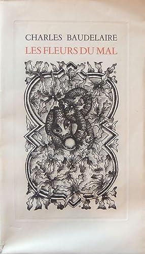 Les Fleurs du mal suivies des Epaves.: Charles Baudelaire [Elie