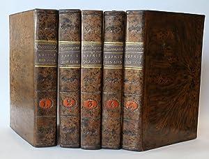 De l'esprit des lois: Montesquieu Charles Louis