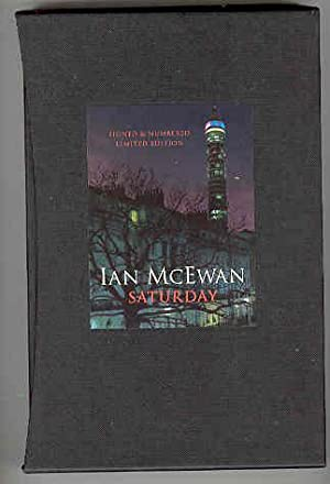 SATURDAY (SIGNED COPY): McEWAN, Ian