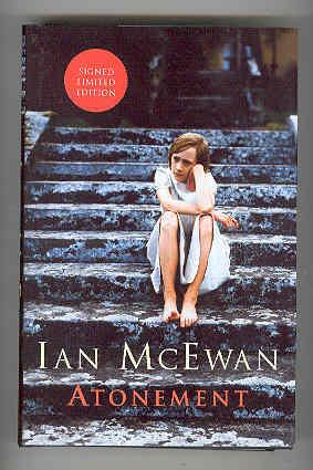 ATONEMENT (SIGNED COPY): McEWAN, Ian