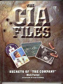 """THE CIA FILES Secrets of """"The Company"""": FARREN, Mick"""