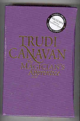 THE MAGICIAN'S APPRENTICE (SIGNED COPY): CANAVAN, Trudi