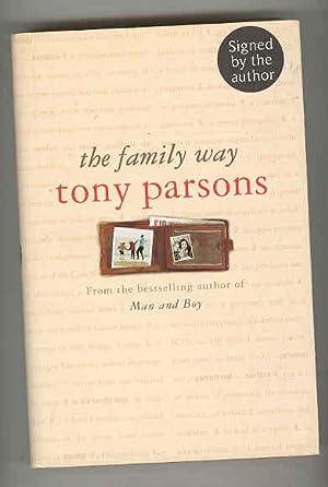 THE FAMILY WAY (SIGNED COPY): PARSONS, Tony