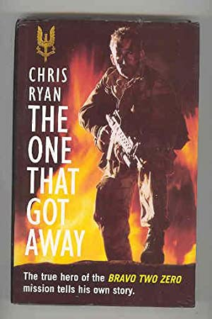 THE ONE THAT GOT AWAY (SIGNED COPY): RYAN, Chris M.M.