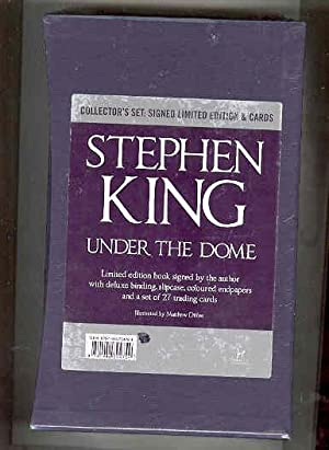 UNDER THE DOME (SIGNED COPY): KING, Stephen
