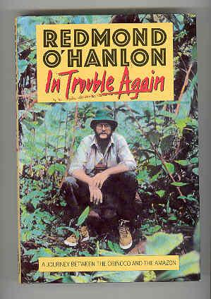 IN TROUBLE AGAIN: O'HANLON, Redmond