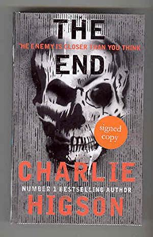 THE END (SIGNED COPY): HIGSON, Charlie