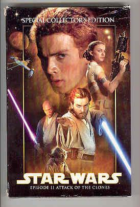 STAR WARS Episode II Attack of the Clones Special Collectors Edition: LAND, Dave, MARZ, Ron