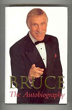 BRUCE The Autobiography of Bruce Forsyth (SIGNED COPY)