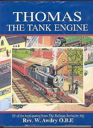 rev awdry - railway series thomas tank - First Edition