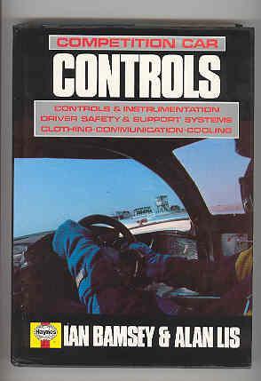 COMPETITION CAR CONTROLS Controls & Instrumentation, Driver: BAMSLEY, Ian &