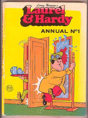 LARRY HARMON'S LAUREL & HARDY ANNUAL No: HARMON, Larry