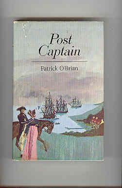 POST CAPTAIN: O'BRIAN, Patrick