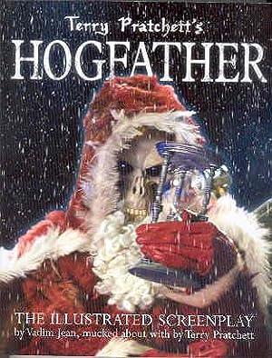 Terry Pratchett's HOGFATHER The Illustrated Screenplay: PRATCHETT, Terry, VADIM,