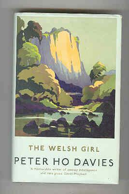 THE WELSH GIRL (SIGNED COPY): DAVIES, Peter Ho