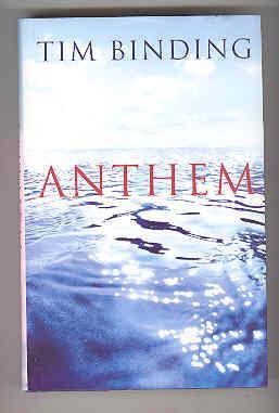 ANTHEM (SIGNED COPY): BINDING, Tim