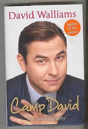 CAMP DAVID The Autobiography (SIGNED COPY): WALLIAMS, David