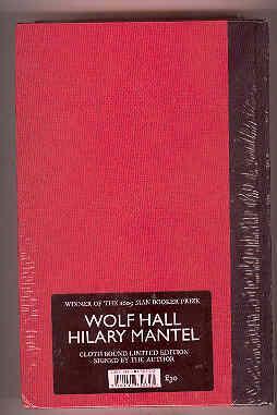 WOLF HALL (SIGNED COPY): MANTEL, Hilary