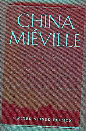 IRON COUNCIL (SIGNED COPY): MIEVILLE, China