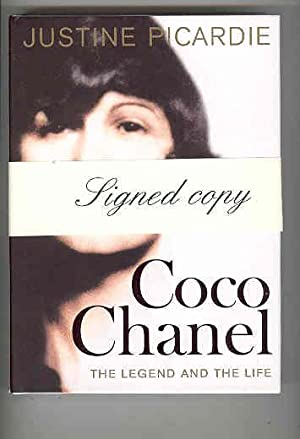 COCO CHANEL The Legend and the Life (SIGNED COPY)