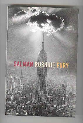 FURY (SIGNED COPY): RUSHDIE, Salman