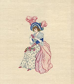 English School - circa 1920 Watercolour, A pair of Fashion Illustrations