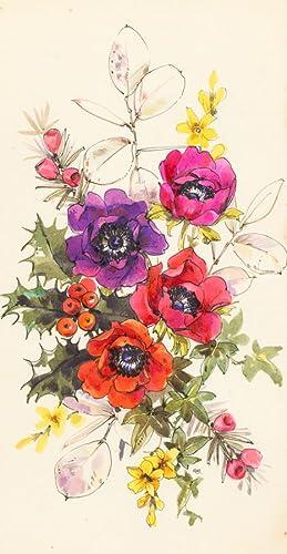Ann Barne - Contemporary Pen and Ink: Ann Barne