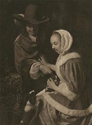 After Frans van Mieris the Elder -: After Frans van