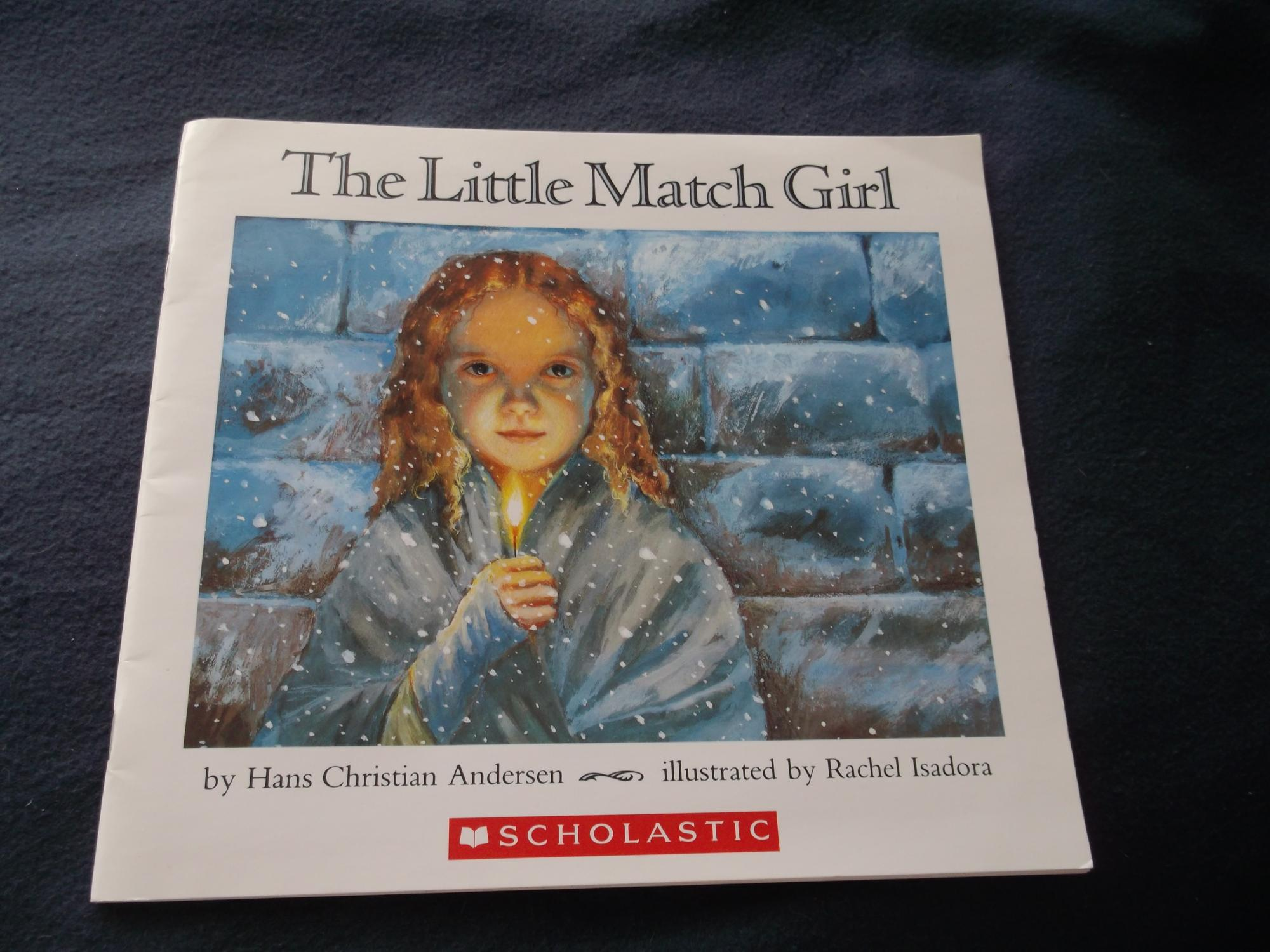 The Little Match Girl Book