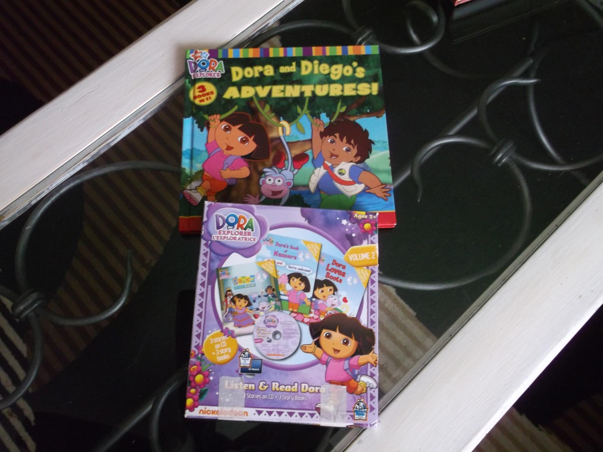 Dora the Explorer , Dora and Diego's