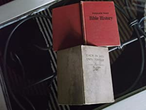 Each In His Own Tongue, Bible History: William Herbert Carruth,
