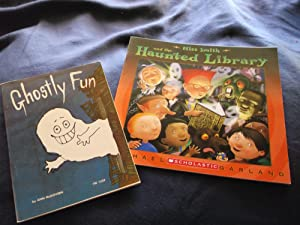 Ghostly Fun & Miss Smith and the: Ann McGovern, Michael