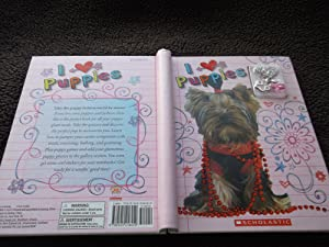 I Love Puppies, with necklace: Tammi Salzano, compiled