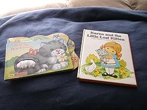Karen and the Little Lost Kitten &: Peter Seymour